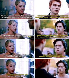 Riverdale 2x05, I cried