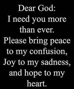 In Jesus's Name, Amen! Faith Prayer, My Prayer, Prayer Quotes For Strength, Prayer For Help, Prayers For Strength, Prayer Board, Quotes About God, Dear God Quotes, God Bless You Quotes