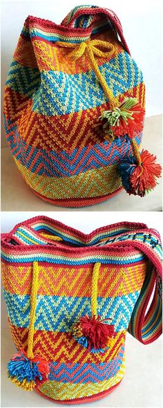 Banner Uni MMF jcrocheted bag design ideas 5