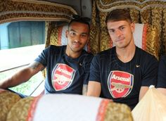 Theo and Jenkinson