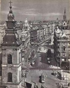 Ferenciek square 1959