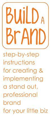 Build a Brand - looks like a great resource.