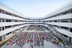 Ecole en Chine