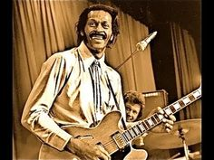 Wuden't me - Chuck Berry - YouTube