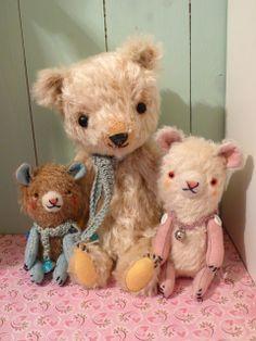Pussman & co bears