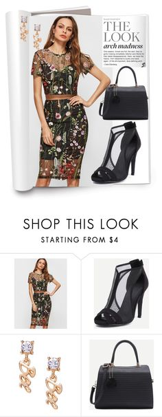 """""""6#SheIn"""" by kiveric-damira ❤ liked on Polyvore"""