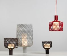 Antenna Lamps by Arik Levy for Forestier  http://www.dailyicon.net
