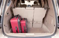 2015 Dodge Grand Caravan Freight Area Evaluation - http://carusreview.com/2015-dodge-grand-caravan-cargo-space-review/