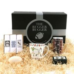 Gift Box for Rugby Players