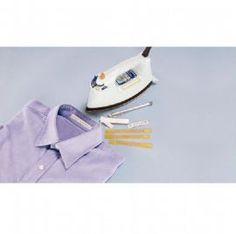 Make sure your clothes will never be misplaced again with the  5 Piece iron on labelling kit. #magnamail #laundry