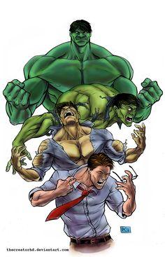 #Hulk #Fan #Art. (Hulk Color V1) By: Thecreatorhd. (THE * 5 * STÅR * ÅWARD * OF * MAJOR ÅWESOMENESS!!!™)