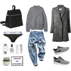 """Dream on Dreamer"" by fashionlandscape on Polyvore"
