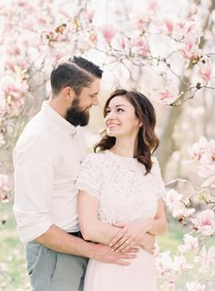 Pink, white and grey engagement outfits. #engagementinspiration #engagementphotography #engagementideas