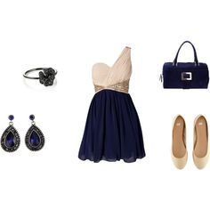 I love the classic chic look!