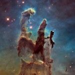 NASA Releases New High-Definition View of Iconic 'Pillars of Creation' Photo