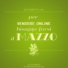 Etsy Italia Team - beauty is (hand)made in Italy: Le Etsydritte: Per vendere online bisogna farsi il mazzo.