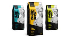 Agência BUD - Alteza Coffee #packaging #design #diseño #empaques #дизайна #упаковок #embalagens #emballage #worldpackagingdesign worldpackagingdesign.com