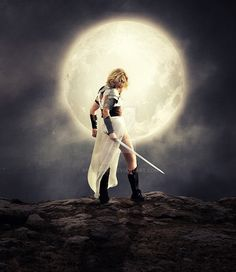 Warrior by spescarus