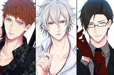 Character Group, Rap Battle, Diabolik, Yokohama, Image Boards, Division, Karaoke, Drama, Fan Art