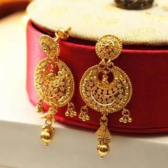 image result for kerala traditional gold earrings ornaments