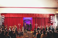 A Spooky Hallowedding | Etsy Weddings Blog