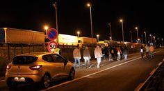 Eurotunnel Flüchtlinge Calais