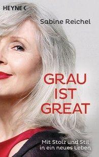 Sabine Reichel gray-hair