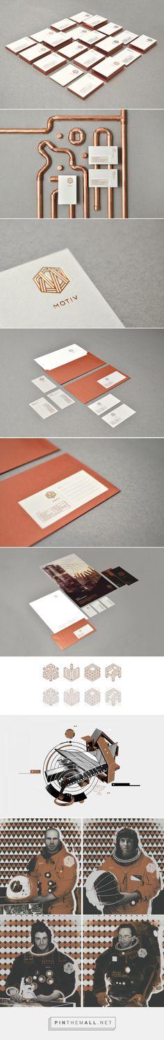 Negation studio › MOTIV branding and identity design