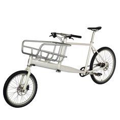 KiBiSi launches cargo bike for urban commuters