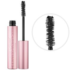 This is the best mascara I have ever used! It lengthens and volumizes my lashes without clumping! I doubt I''ll ever try anything else now. I found the one for me! -Nida S., Assistant Producer #Sephora #TodaysObsession