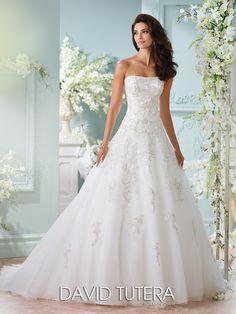 Mon Cheri Bridals ~ Wedding Dress