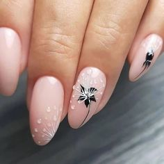 In search for some nail designs and ideas for your nails? Here's our list of 60 must-try coffin acrylic nails for trendy women. Almond Acrylic Nails, Cute Acrylic Nails, Cute Nail Art, Creative Nail Designs, Fall Nail Designs, Lace Nails, Flower Nails, Hair And Nails, My Nails
