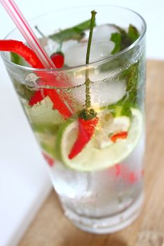 Had a Mexican Mojito once and I need to make my own!