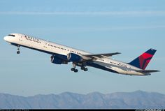 Delta Air Lines N589NW Boeing 757-351 aircraft picture