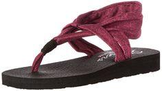 7e2fc5933 Skechers Cali Women s Meditation - Studio Kicks Flat Sandal