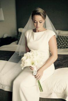 My Carla Zampatti wedding dress ❤️