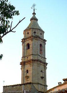 Iglesia de Torre del Compte
