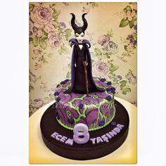 #maleficent #cake #burcinbirdane