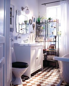 IKEA Bathroom Design Ideas 2012 | DigsDigs. See more.  http://hausdekoration.org/wp-content/uploads/2012/