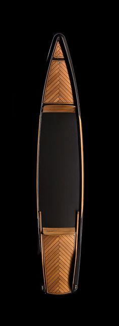 canoa MONOCOQUE Paddle Canoe borromeo de silva