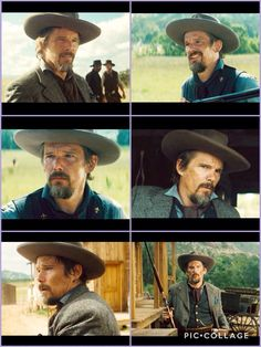 Ethan Hawke (The Magnificent Seven)❤️❤️❤️❤️ Aww my Goodnight! Ethan Hawke Movies, Magnificent Seven 2016, Emo Guys, The Seven, Shirtless Men, Great Movies, Bad Boys, Good Night, Westerns