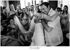 Bride & Dad emotional moment getting ready