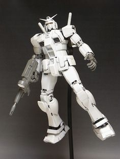 RX-78-2 ver.[Ring of Gundam] by ヱグチヒロガス