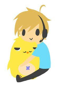 Aaaahhh....thats so cute