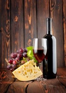 blue cheese and bacon!! a perfect combo with #robertkeenanwinery merlot #keenanwinery
