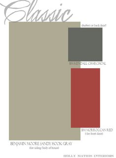 Color for door and shutters???