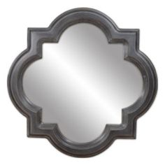 Enchante Accessories Quatrefoil Wall Mirror at Kohls 30.7x30.7 $99 buy two get one 1/2 off-Hmmm close...