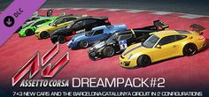 Assetto Corsa Dream Pack 2 and Patch v1.3.2