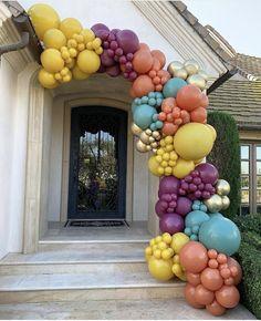 Balloon Columns, Balloon Wall, Balloon Arch, Balloon Garland, Balloon Bouquet, Balloon Sword, Balloon Games, One Balloon, Balloon Ideas