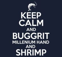 """Discworld - Keep Calm and Buggrit v.2 by PaulRoberts. The only """"Keep calm"""" sign I've ever seen that I actually like, Nell"""